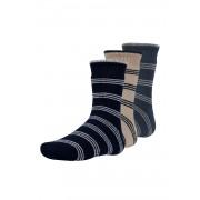 Rakr meleg gyerek zokni, 3 pár 1 csomagban színes 26-28