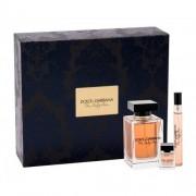 Dolce&Gabbana The Only One подаръчен комплект EDP 100 ml + EDP 10 ml + EDP 7,5 ml за жени