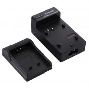 PULUZ EU Plug batterijlader met kabel voor Canon NB - 11L accu