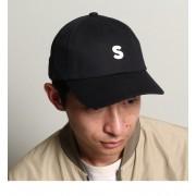 ツイルローキャップ【ザ ショップ ティーケー/THE SHOP TK メンズ キャップ・キャスケット ブラック(019) ルミネ LUMINE】