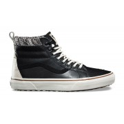 Vans SK8-Hi MTE Black Leather Unisex