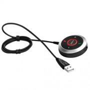 Headset Jabra Evolve 80 Link, USB-Jack