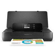 HP OfficeJet 202 Mobile Printerr, 4800 x 1200 dpi, 10 ppm b/w, 7 ppm color, 128MB, Wi-Fi + Wi-Fi direct