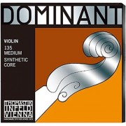 Dr Thomastik-Infeld 135 Dominant Violin Strings Complete Set 135 4/4 Size with Aluminum Wound Ball End E String