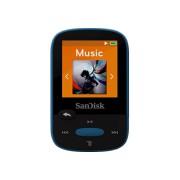 SANDISK Sansa Clip Sport 8GB Blauw