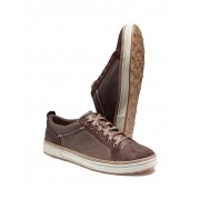 Clarks Freizeit-Sneaker Braun 7,5