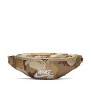 Sac de ceinture de skateboard imprimé Nike SB Heritage (Petits objets) - Marron