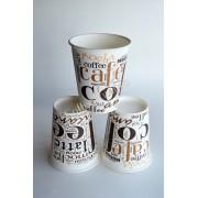 Pahar carton 6oz Coffee Coffee SBP 50buc