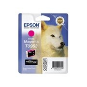 Epson UltraChrome T0963 Original Ink Cartridge - Magenta