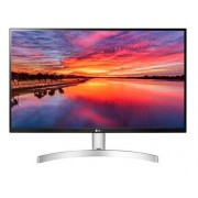 "LG Monitor 27MK600M LED 27"", Full HD, Widescreen, FreeSync, HDMI, Blanco"