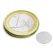 Magnet neodim disc, diametru 10 mm, putere 250 g