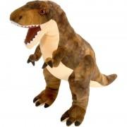 Merkloos Dino t-rex knuffeldier 25 cm pluche