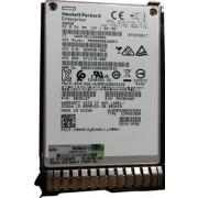 """HPE Mixed Use - Solid state drive - 800 GB - hot-swap (verwisselbaar zonder uitschakelen) - 2.5"""" SFF - SAS 12Gb/s - met HPE Smart Carrier"""