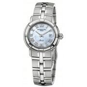 Raymond Weil Womens 9441-St-00908 Parsifal MOP Dial Watch