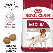 Royal Canin Medium Adult pour chien - 4 kg