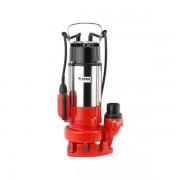 EXTOL PRÉMIUM szennyvíz szivattyú, úszókapcsolóval, 750W, SP750F, szállító teljesítmény: 18m3/h, max. száll. 10 m