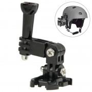 Petit support de haute qualité pour GoPro Hero 4 / 3+ / 3/2/1, SJCAM SJ6000 / SJ5000 / SJ4000
