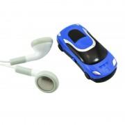 Mini MP3 Player portabil sub forma de masina