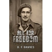 All for Freedom - A True Story of Escape from the Nazis, Paperback/Ioan Wyn Evans
