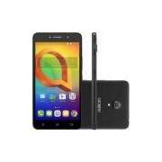 Smartphone Alcatel A2 XL 16GB Desbloqueado Preto - Android 5.1 Lollipop, Memória interna 16GB, Câmera 13MP, Tela 6'