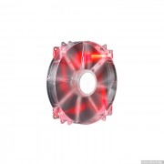 FAN, CoolerMaster MegaFlow 200, 200mm, Red LED, 700rpm, Silent