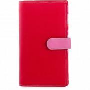 Mywalit Large Tab Breast Wallet Monedero piel 11 cm ruby