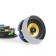 Aquasound bluetooth 4.0 speakerset 23cm. 60W wit spk60bt