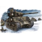 Hobby Boss - US M4A3 (76) W Sherman Tank 1:48