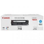 Canon 718C Original Toner Cartridge Cyan
