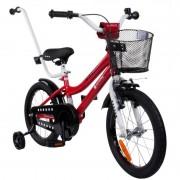 Bicicleta Sun Baby rosu