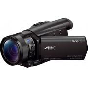 SONY Câmara de Filmar FDR-AX100 Preta