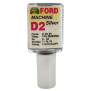 Javítófesték Ford Machine Silver D2 Arasystem 10ml