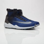 Nike Zoom Mercurial Xi Flyknit Black/Dark Grey