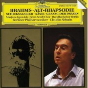 J Brahms - Schicksalslied (0028943579124) (1 CD)