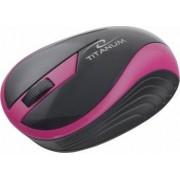 Mouse Wireless Esperanza TM113P 1000DPI Roz
