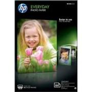 Hârtie foto lucioasă HP Everyday , 100 coli/10 x 15 cm