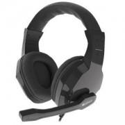Слушалки с микрофон Genesis Gaming Headset Argon 100 Black Stereo, NSG-1434