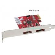 CFI SATA 6G PCI-e Controller (2x External ports)