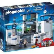 Комплект Плеймобил 6872 Полицейски команден център със затвор, Police Command Center with prison, Playmobil
