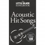 Wise Publications The Little Black Songbook: Acoustic Hits