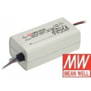 Trafo 12V, 12W, IP30, Mean Well
