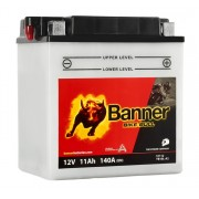 Banner YB10L-A2 Bike Bull motorkerékpár akkumulátor - 51112