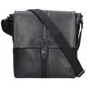 Lagen Bărbați Bag 22420 BLACK