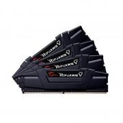 DDR4 32GB (4x8GB), DDR4 3000, CL14, DIMM 288-pin, G.Skill RipjawsV F4-3000C14Q-32GVK, 36mj