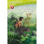 Disney. Invat sa citesc. Cartea junglei Nivelul 3