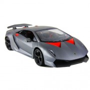 1/18 Scale Lamborghini Sesto Elemento Radio Remote Control Car Authentic Body Styling with Lights R/C Ready to...