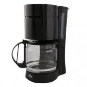 Cafetiera KM-1000.1 Elta 1000 W Capacitate 1.2 L 10 cesti Functie mentinere la cald Functie antipicurare Negru