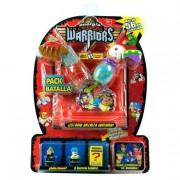 Fabrica De Juguetes -Scalextri Energía - Legion of Warriors - Street Fighters vs CarnEvil Squad Pack de Batalla