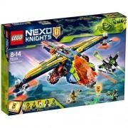 Set de constructie LEGO Nexo Knights X-Arcul lui Aaron