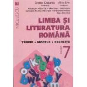 Romana cls 7 Teorie modele exercitii ed.2016 - Cristian Ciocaniu Alina Ene